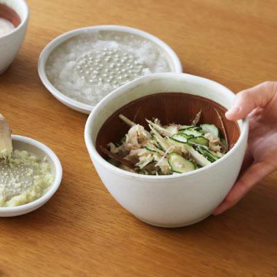 元重製陶所 すり鉢・おろし器